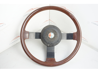 Alfa Romeo 116 genuine Steering Wheel Wood